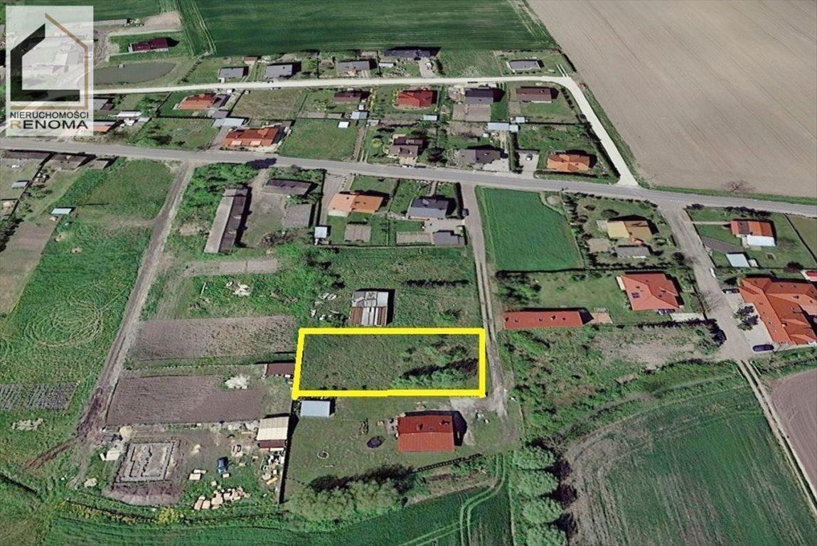 Działka budowlana na sprzedaż Kostrzyn, Czerlejno  1094m2 Foto 13