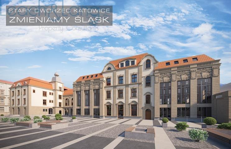 Lokal użytkowy na wynajem Katowice, Śródmieście  150m2 Foto 1