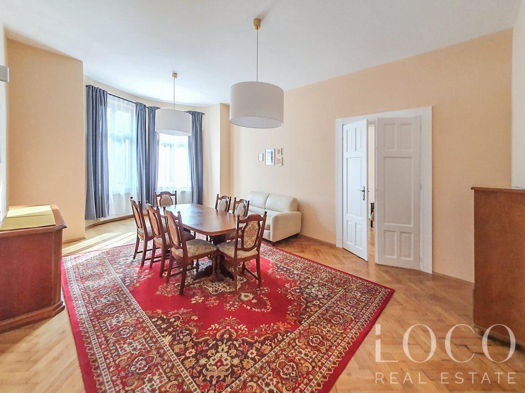 Mieszkanie czteropokojowe  na wynajem Kraków, Śródmieście, Zwierzyniecka  117m2 Foto 1