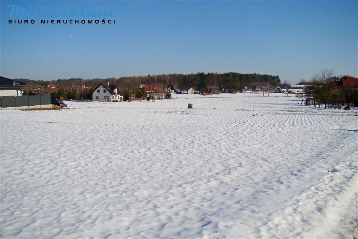 Działka budowlana na sprzedaż Nowy Dwór Wejherowski, Mahoniowa  1186m2 Foto 3