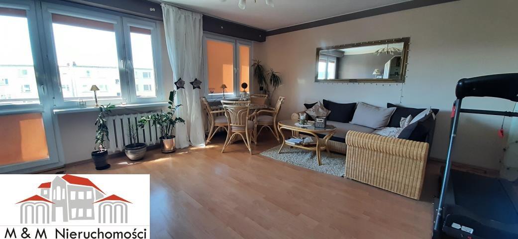 Mieszkanie trzypokojowe na sprzedaż Grudziądz, Strzemięcin  61m2 Foto 1