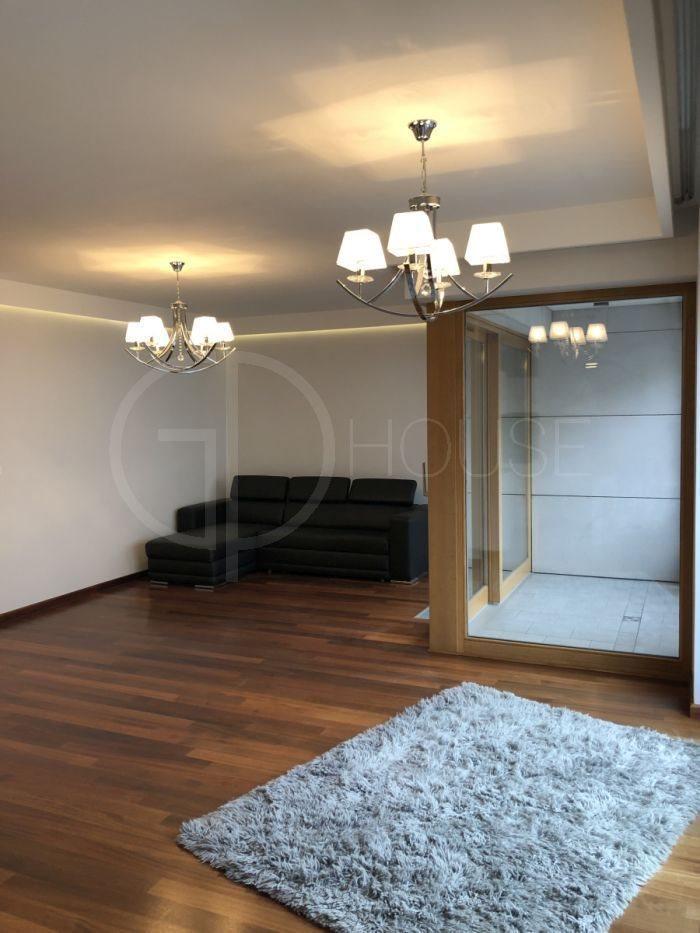 Mieszkanie trzypokojowe na wynajem Warszawa, Śródmieście, Górskiego  91m2 Foto 1