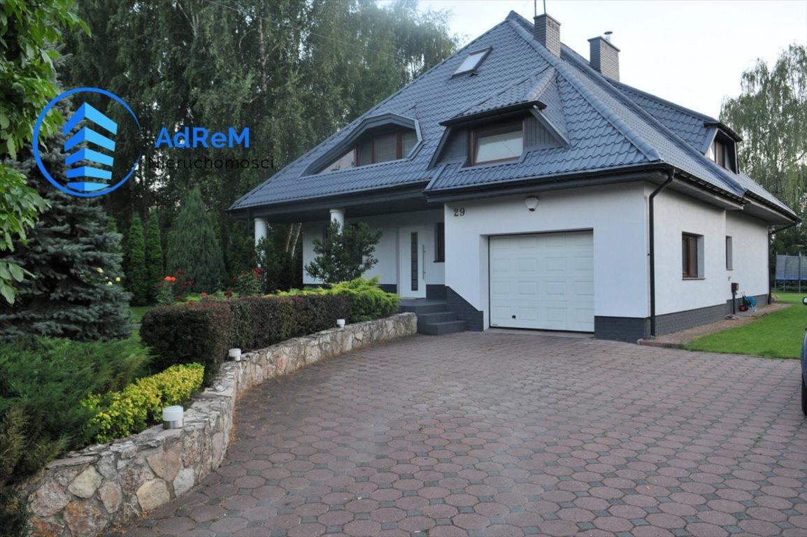 Dom na sprzedaż Piaseczno, Zalesie Dolne  243m2 Foto 1