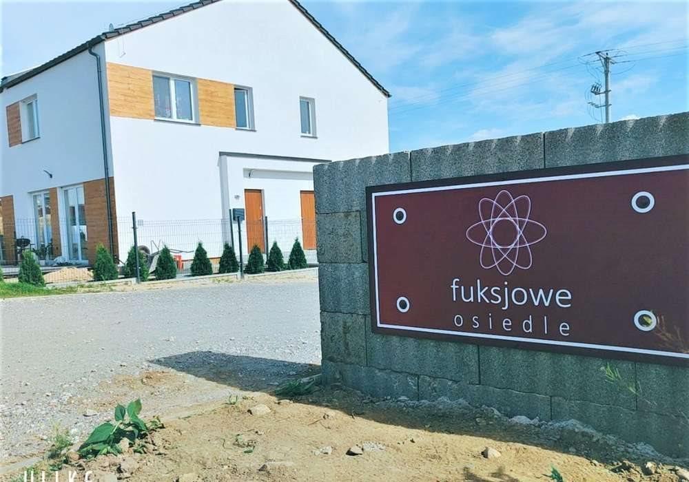 Dom na sprzedaż Pobiedziska, Miasto, fuksjowa 51  63m2 Foto 2