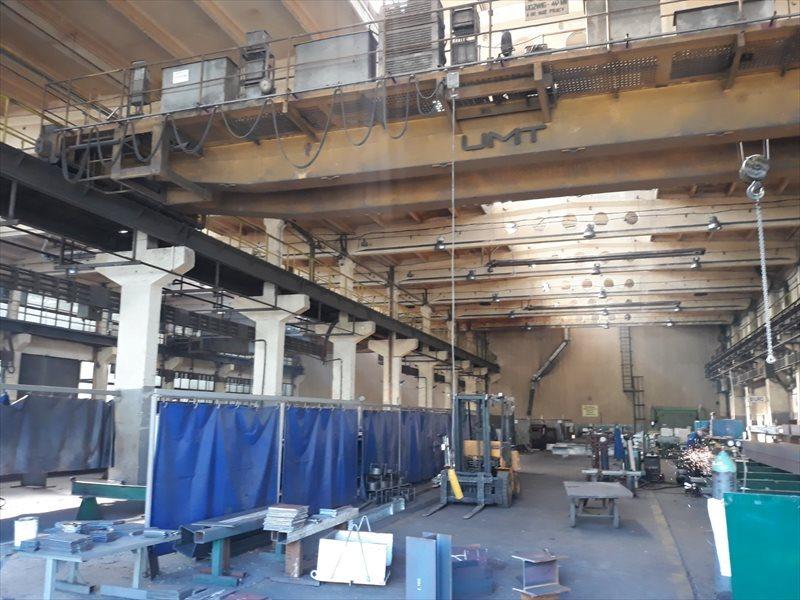 Lokal użytkowy na wynajem Suwnica sz. 3 x 5 ton KRAKÓW Hala produkcyjna 5000  4800m2 Foto 1