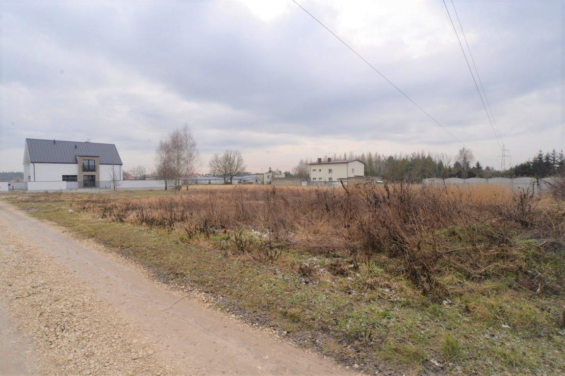 Działka budowlana na sprzedaż Bilcza  1350m2 Foto 2