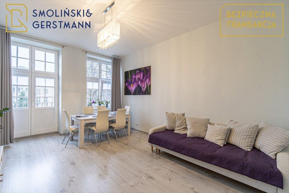 Mieszkanie trzypokojowe na wynajem Gdańsk, Stare Miasto, Świętojańska  77m2 Foto 2