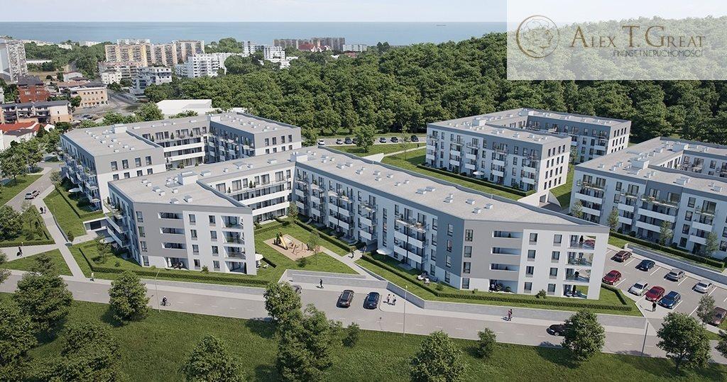 Mieszkanie czteropokojowe  na sprzedaż Gdynia, Oksywie, Nasypowa  59m2 Foto 1