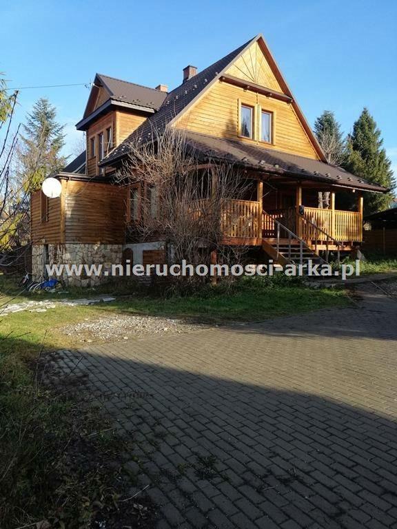 Dom na sprzedaż Rabka-Zdrój  450m2 Foto 1