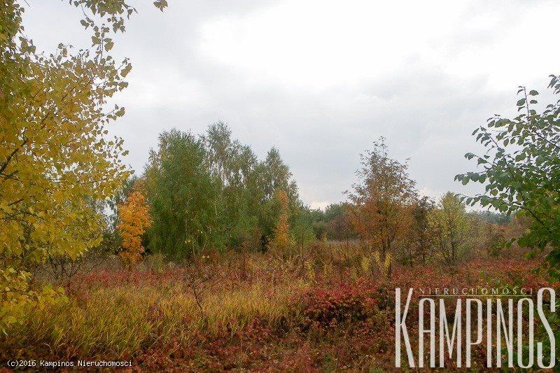 Działka budowlana na sprzedaż Szczytno, Kampinos, oferta 2405  1628m2 Foto 3