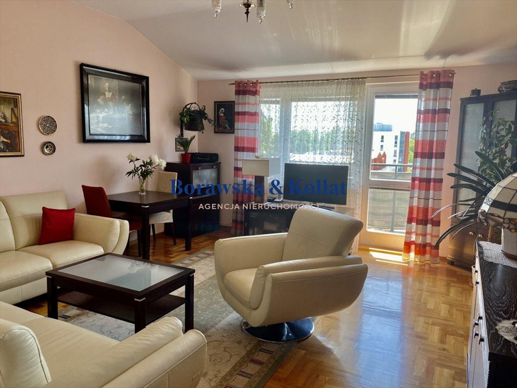 Mieszkanie trzypokojowe na sprzedaż Warszawa, Bielany Młociny, Heroldów  89m2 Foto 2