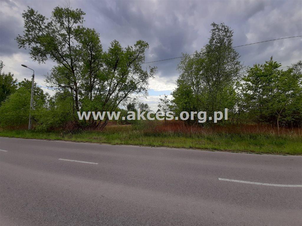 Działka budowlana na sprzedaż Jazgarzew, Szkolna  6771m2 Foto 1