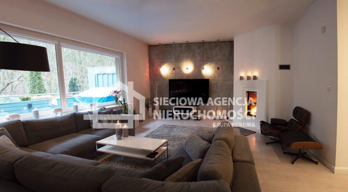Mieszkanie czteropokojowe  na sprzedaż Gdynia, Mały Kack, Wzgórze Bernadowo  250m2 Foto 1
