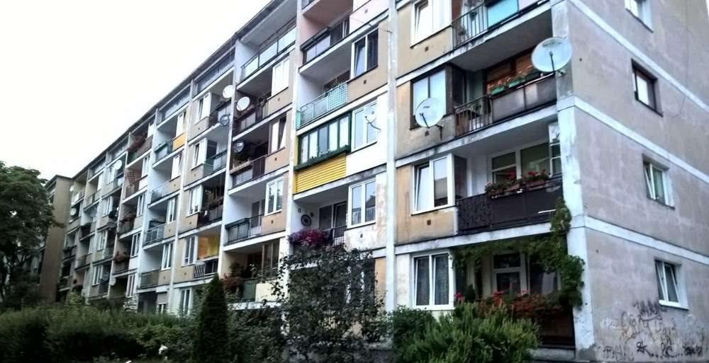 Mieszkanie dwupokojowe na sprzedaż Wrocław, Stare Miasto, gen. Józefa Haukego-Bosaka  56m2 Foto 1