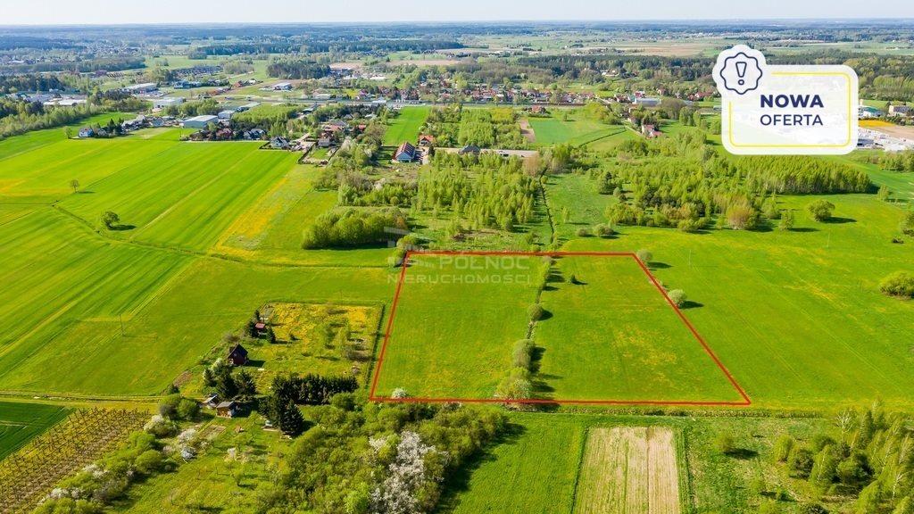 Działka rolna na sprzedaż Łyski  12800m2 Foto 1
