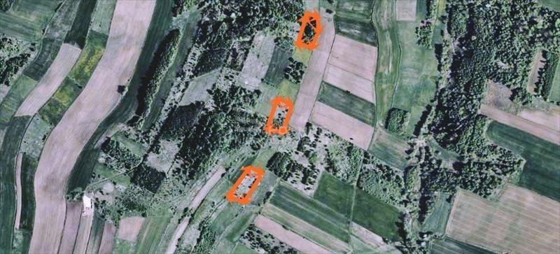 Działka rolna na sprzedaż Strzegowa  8728m2 Foto 1