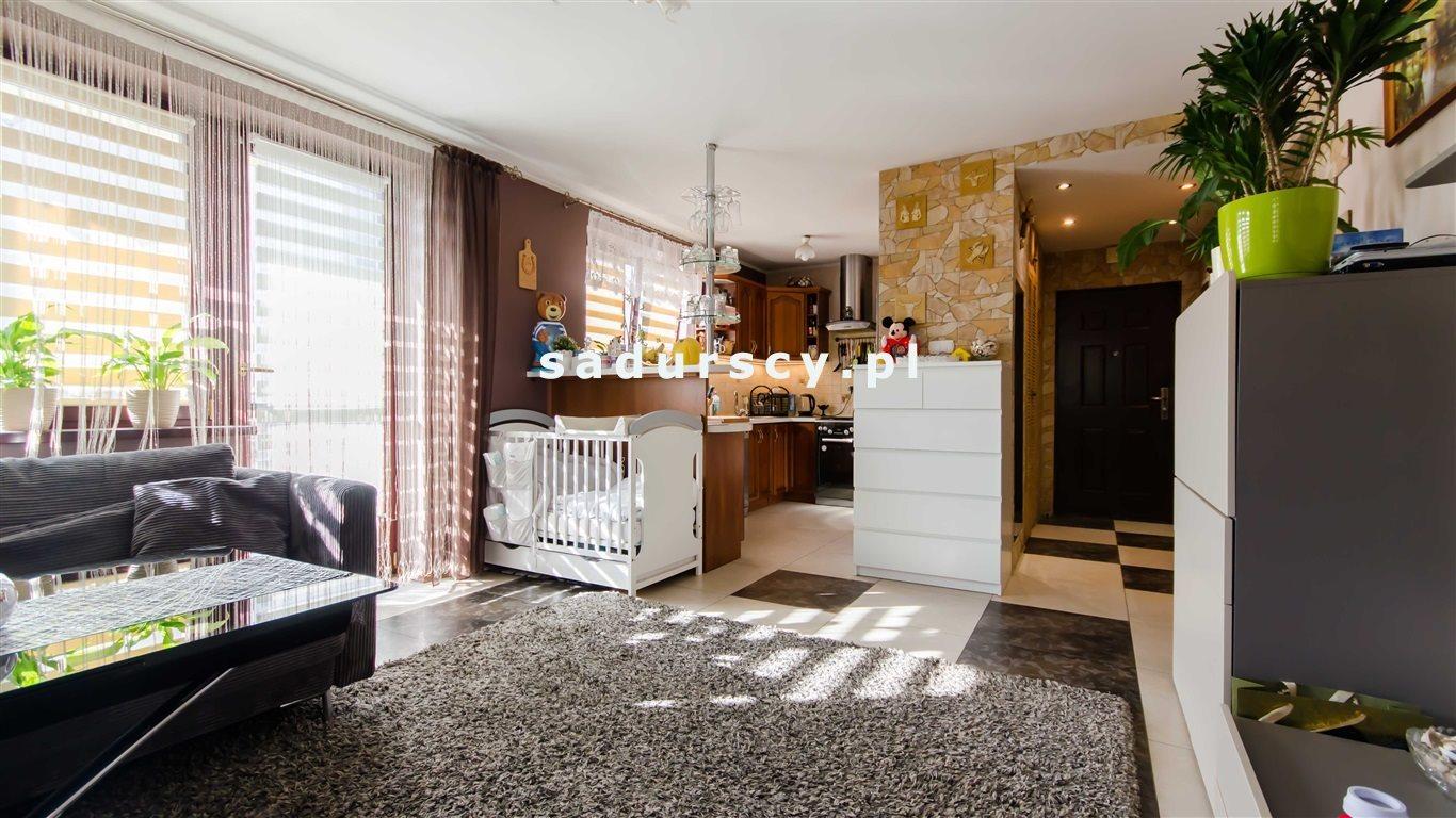 Mieszkanie trzypokojowe na sprzedaż Kraków, Podgórze Duchackie, Wola Duchacka, Sebastiana Klonowica  56m2 Foto 11