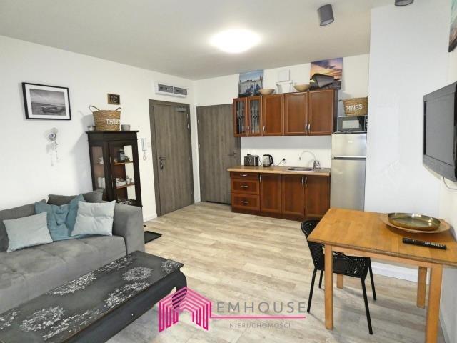 Mieszkanie dwupokojowe na sprzedaż Sianożęty  40m2 Foto 2
