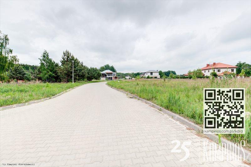Działka budowlana na sprzedaż Lipków, Stare Babice, oferta 2671  1502m2 Foto 4