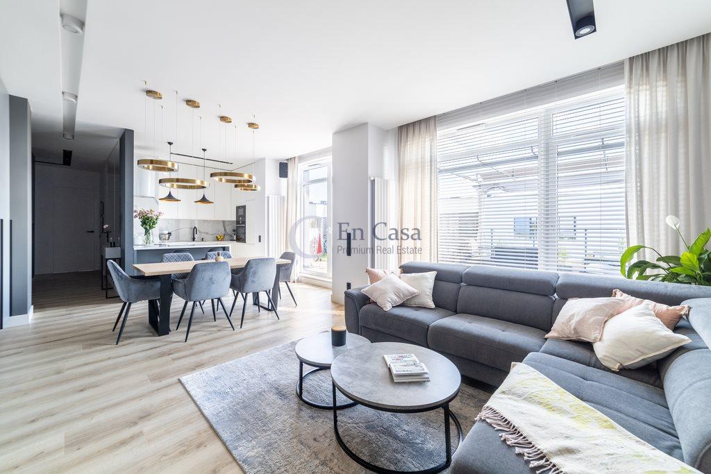 Mieszkanie czteropokojowe  na sprzedaż Warszawa, Włochy, Przerwana  110m2 Foto 2