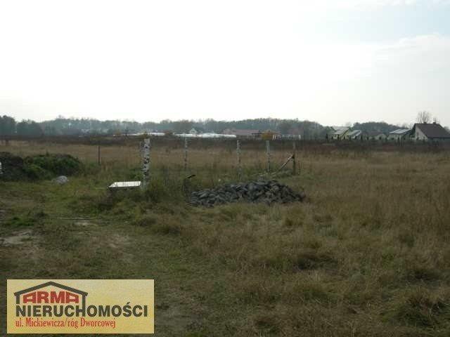 Działka budowlana na sprzedaż Strachocin  1400m2 Foto 7