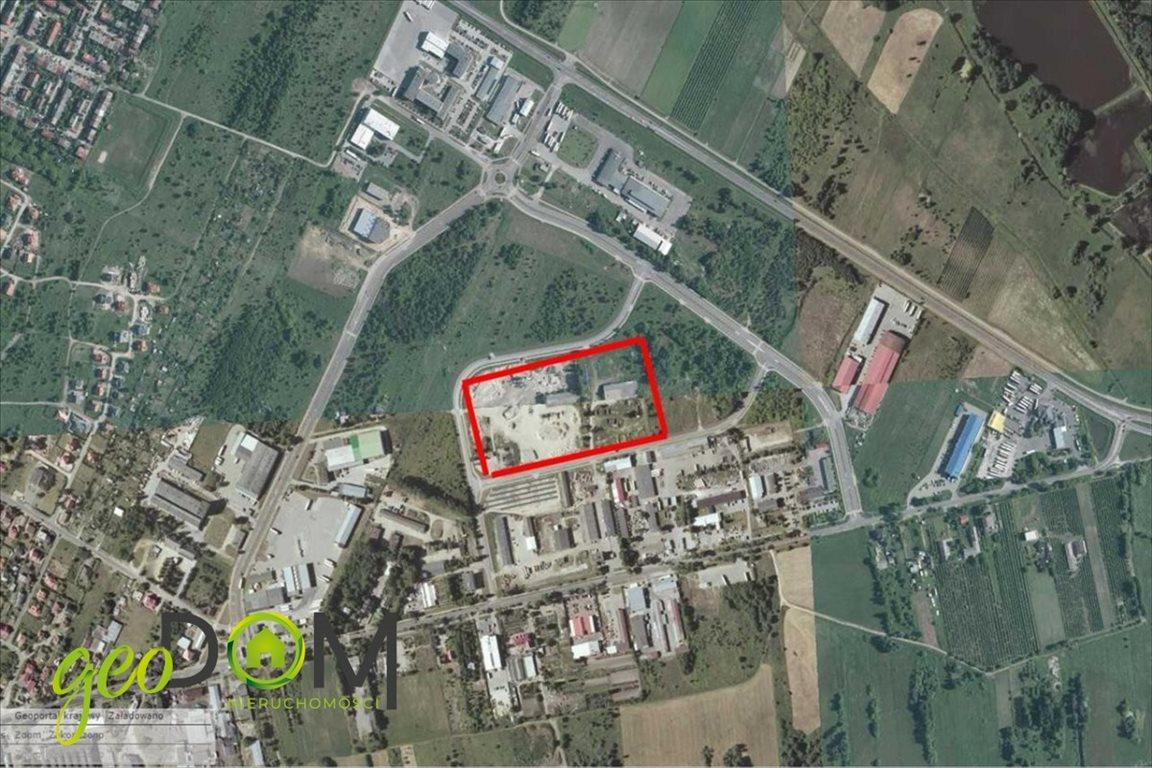 Działka przemysłowo-handlowa na sprzedaż Biała Podlaska  45780m2 Foto 5