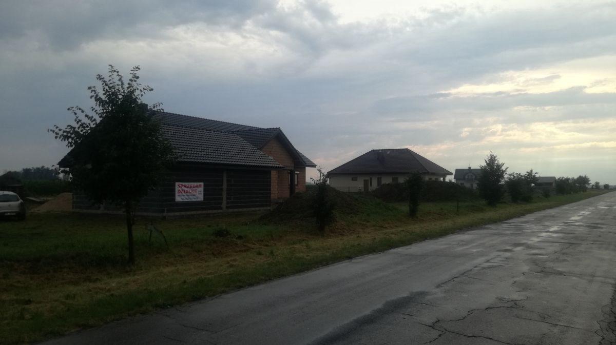Działka budowlana na sprzedaż Droszew, Droszew  800m2 Foto 5