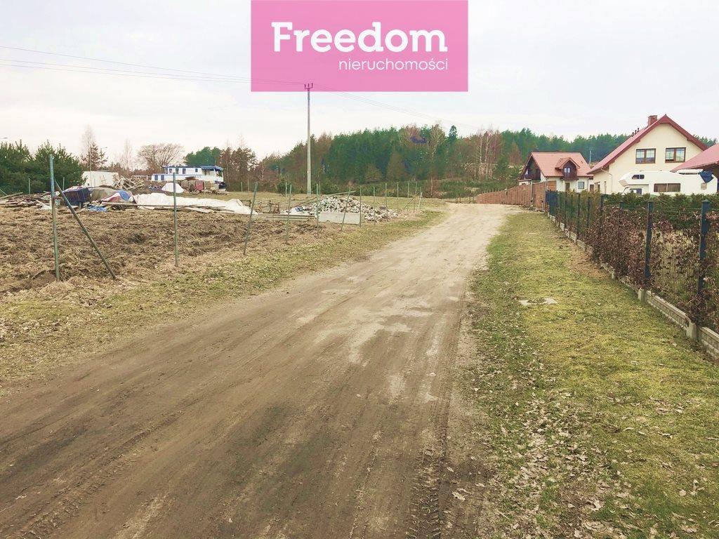 Działka budowlana na sprzedaż Nowy Dwór Wejherowski, Okrężna  1387m2 Foto 7