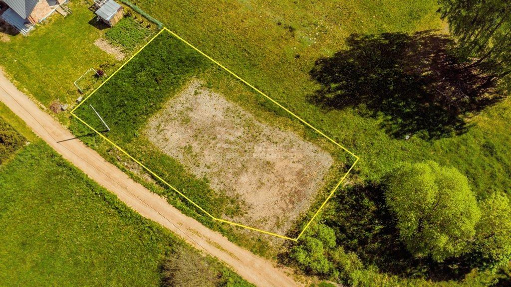 Działka budowlana na sprzedaż Solniczki  762m2 Foto 4