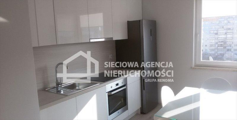 Mieszkanie dwupokojowe na wynajem Gdańsk, Zaspa, Jana Pawła II  49m2 Foto 3