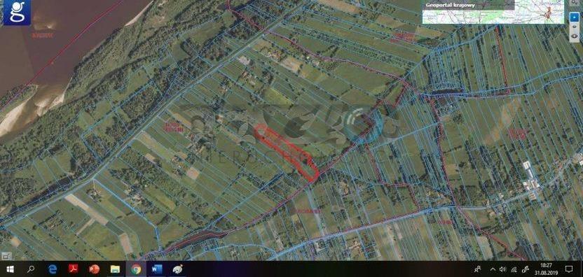 Działka rolna na sprzedaż Leoncin  45500m2 Foto 2