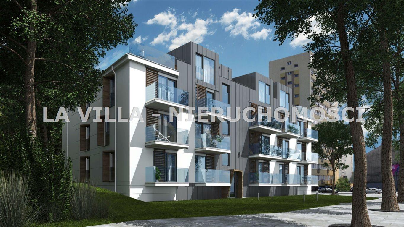 Mieszkanie dwupokojowe na sprzedaż Świnoujście  39m2 Foto 1