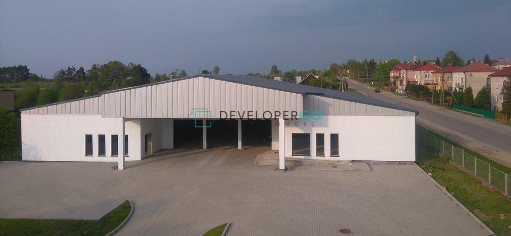 Lokal użytkowy na sprzedaż Dąbrowa Białostocka  1695m2 Foto 1
