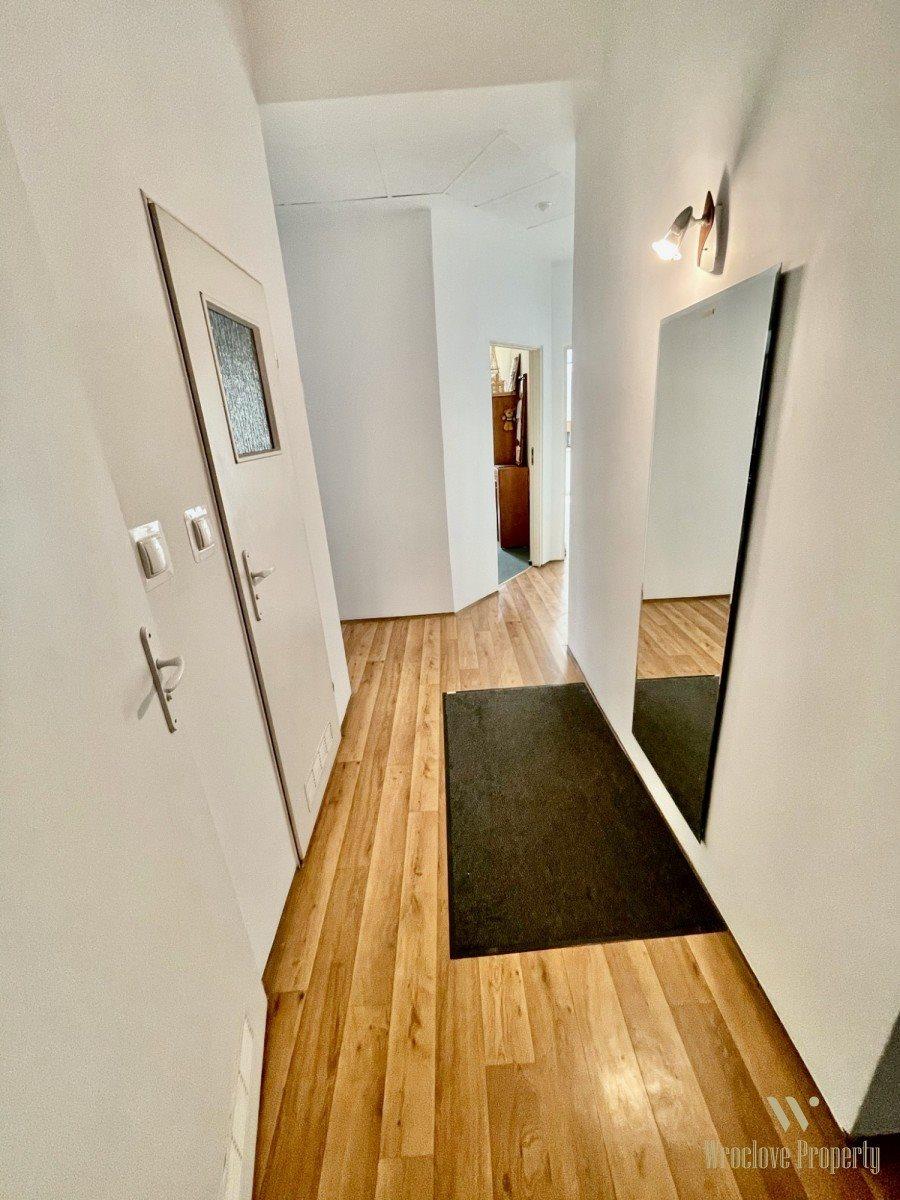 Mieszkanie trzypokojowe na sprzedaż Wrocław, Śródmieście  87m2 Foto 8