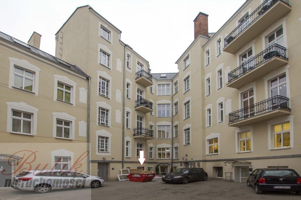 Lokal użytkowy na wynajem Poznań, Garbary, Garbary, Piaskowa  40m2 Foto 3