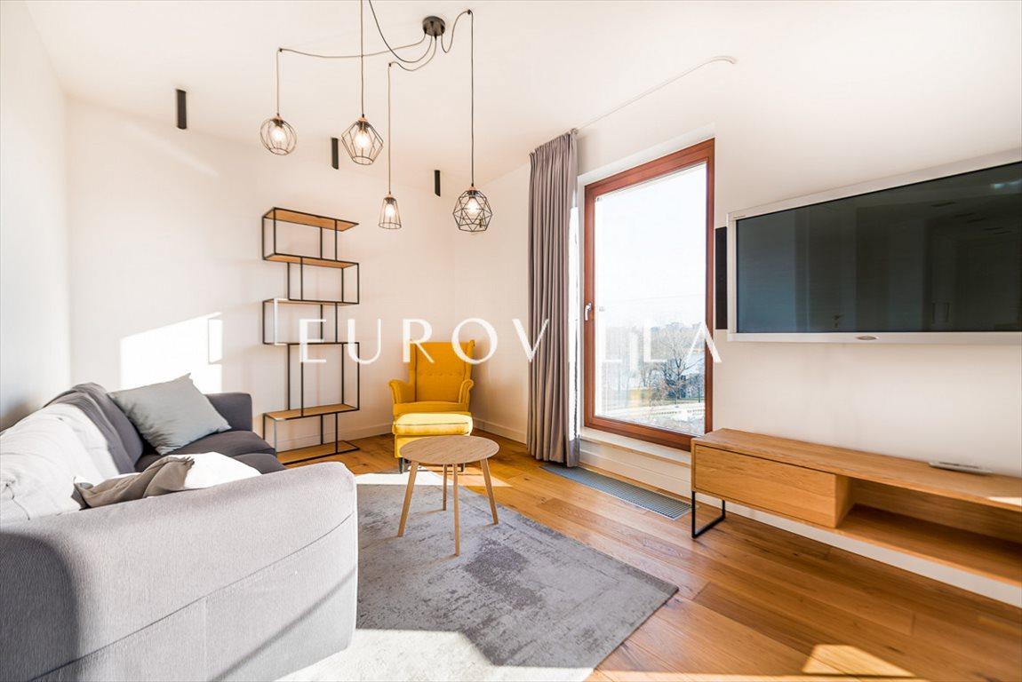 Mieszkanie trzypokojowe na wynajem Warszawa, Śródmieście Powiśle, Solec  95m2 Foto 7