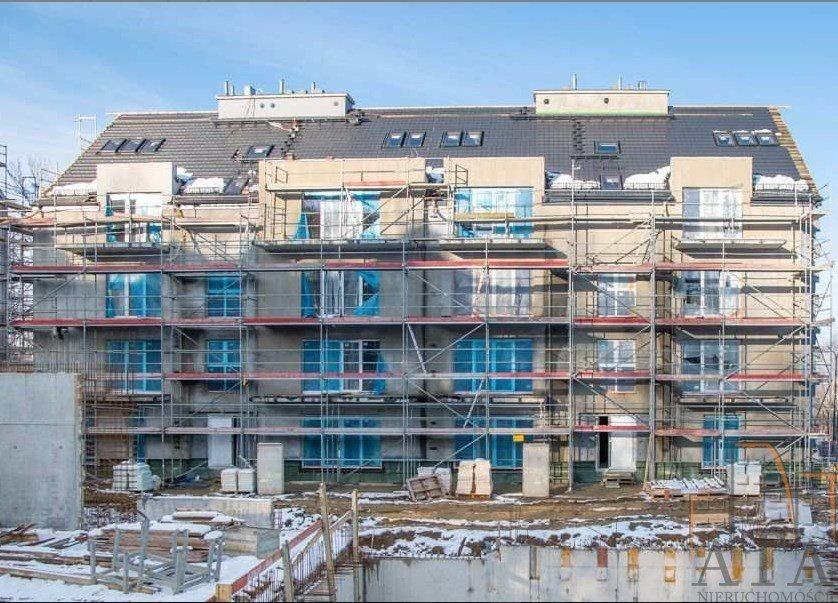 Mieszkanie trzypokojowe na sprzedaż Sobótka, Armii Krajowej  52m2 Foto 3