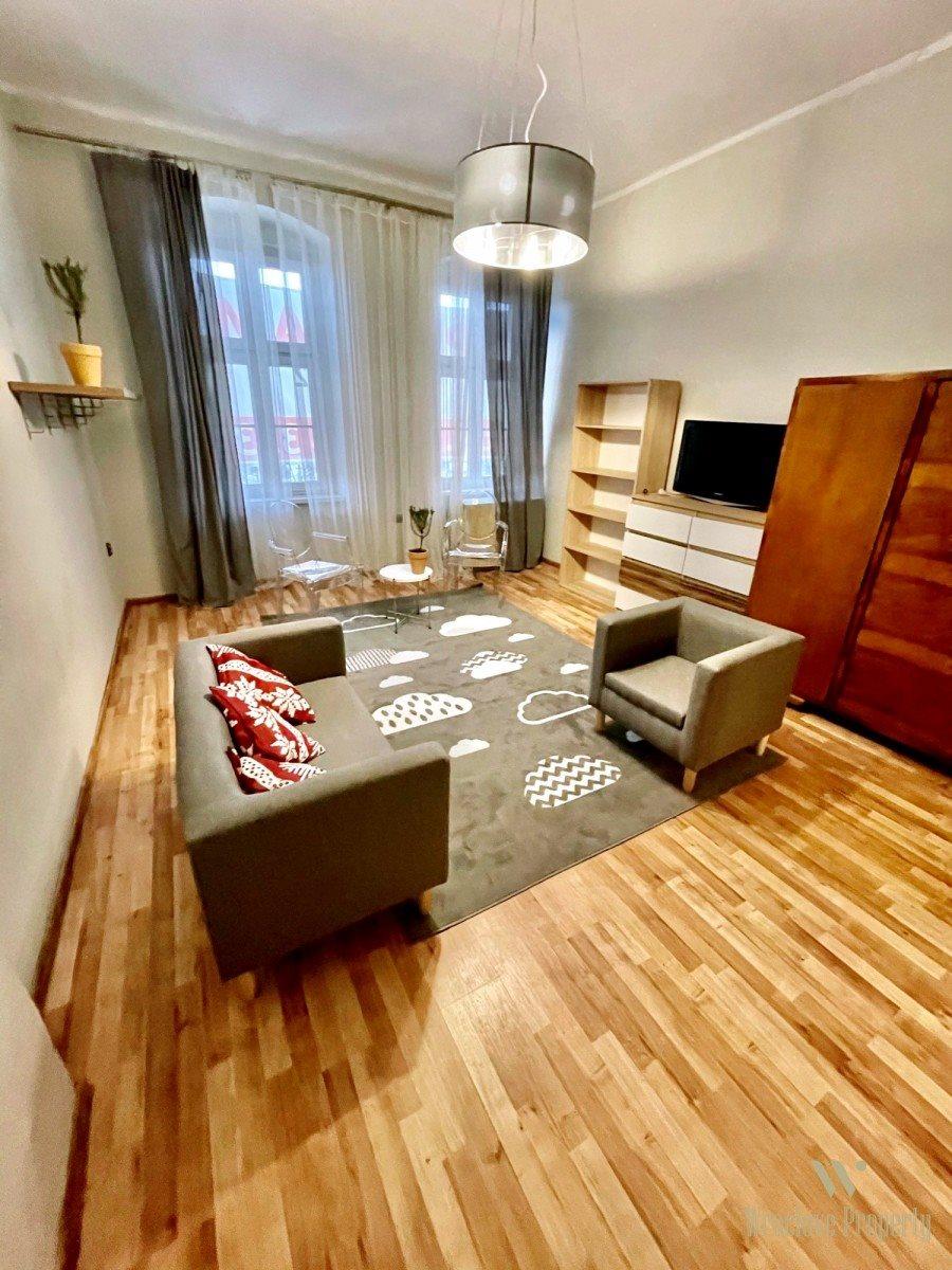 Mieszkanie dwupokojowe na sprzedaż Wrocław, Śródmieście, Powstańców Wielkopolskich  58m2 Foto 7