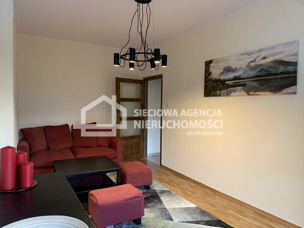 Mieszkanie dwupokojowe na wynajem Gdynia, Śródmieście, Zgoda  47m2 Foto 2