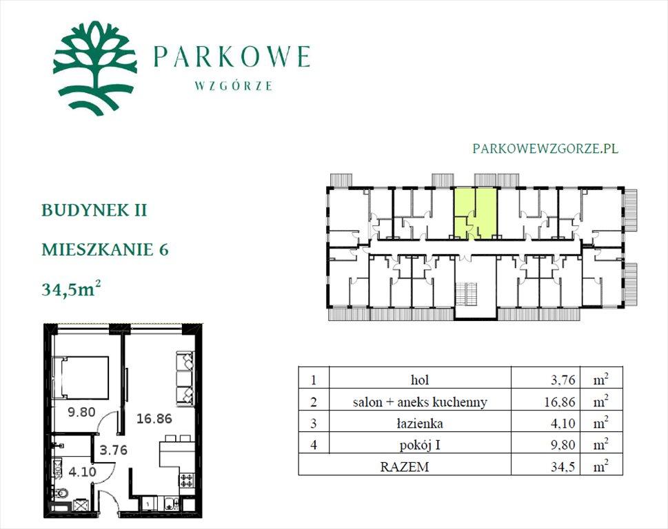 Mieszkanie dwupokojowe na sprzedaż Czechowice-Dziedzice, Legionów  34m2 Foto 3