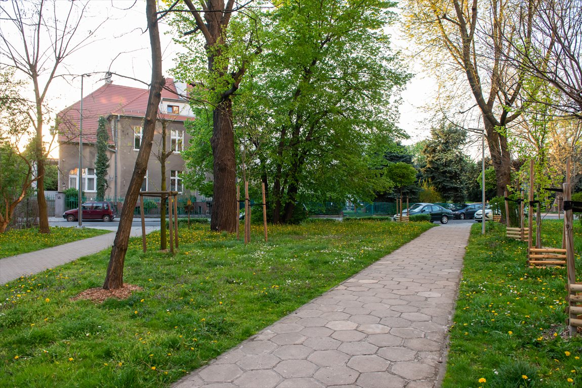 Mieszkanie dwupokojowe na sprzedaż Wrocław, Krzyki, Borek, Ulanowskiego  71m2 Foto 14