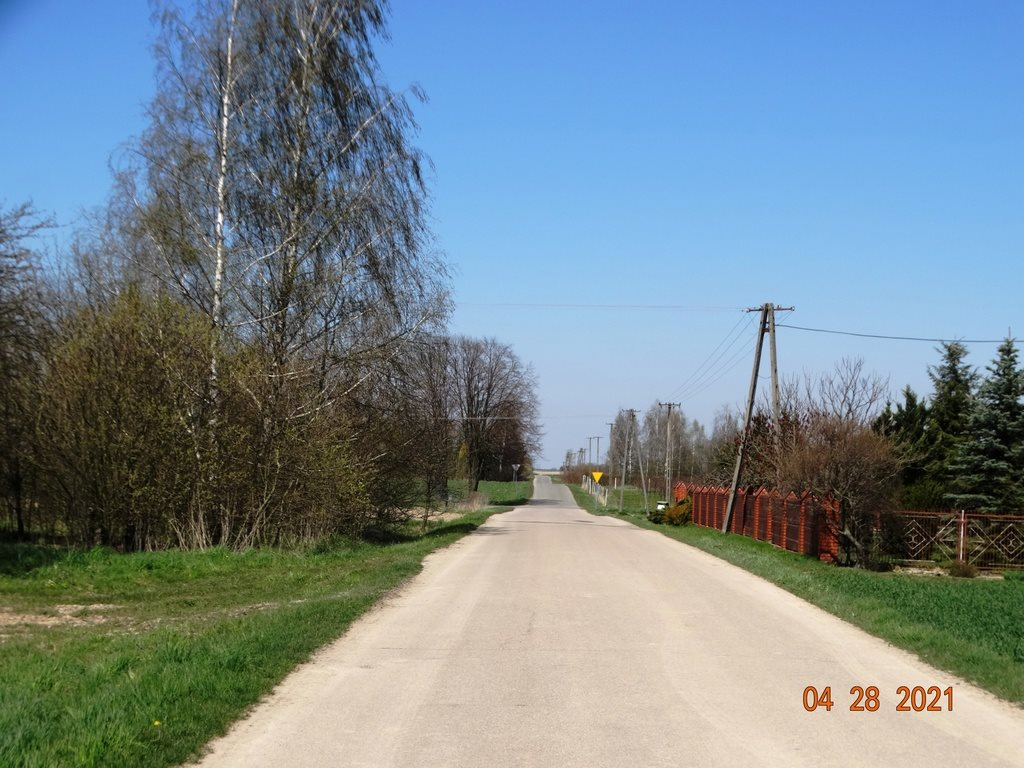 Działka budowlana na sprzedaż Kolonia Bystrzyca  2440m2 Foto 2