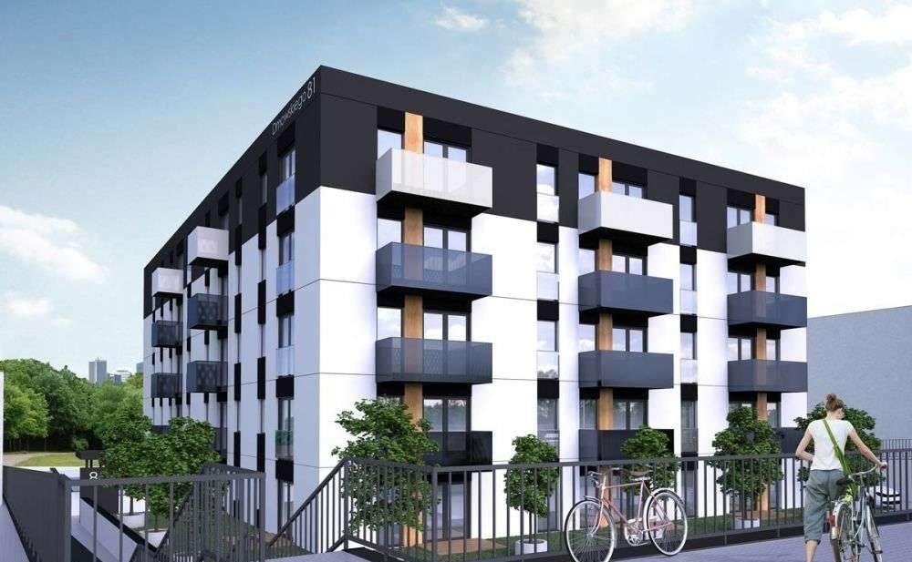 Mieszkanie dwupokojowe na sprzedaż Poznań, Górczyn  60m2 Foto 1