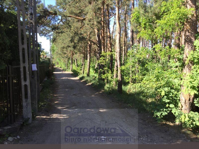 Działka budowlana na sprzedaż Warszawa, Wawer  2000m2 Foto 1