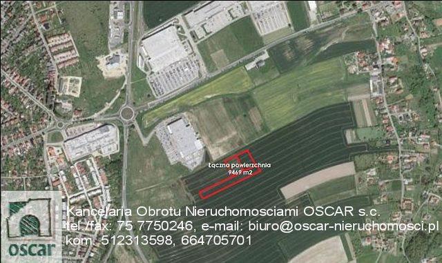 Działka komercyjna na sprzedaż Łagów  3685m2 Foto 1