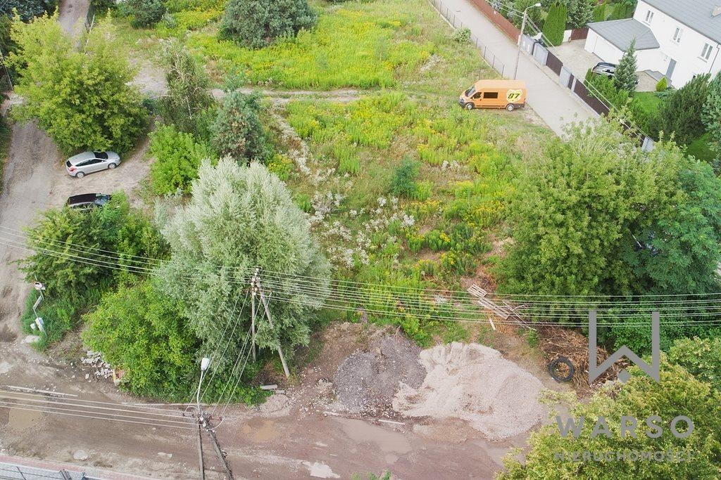 Działka budowlana na sprzedaż Łomianki, Dąbrowa Leśna, gen. Wojciecha Borzobohatego  1332m2 Foto 9