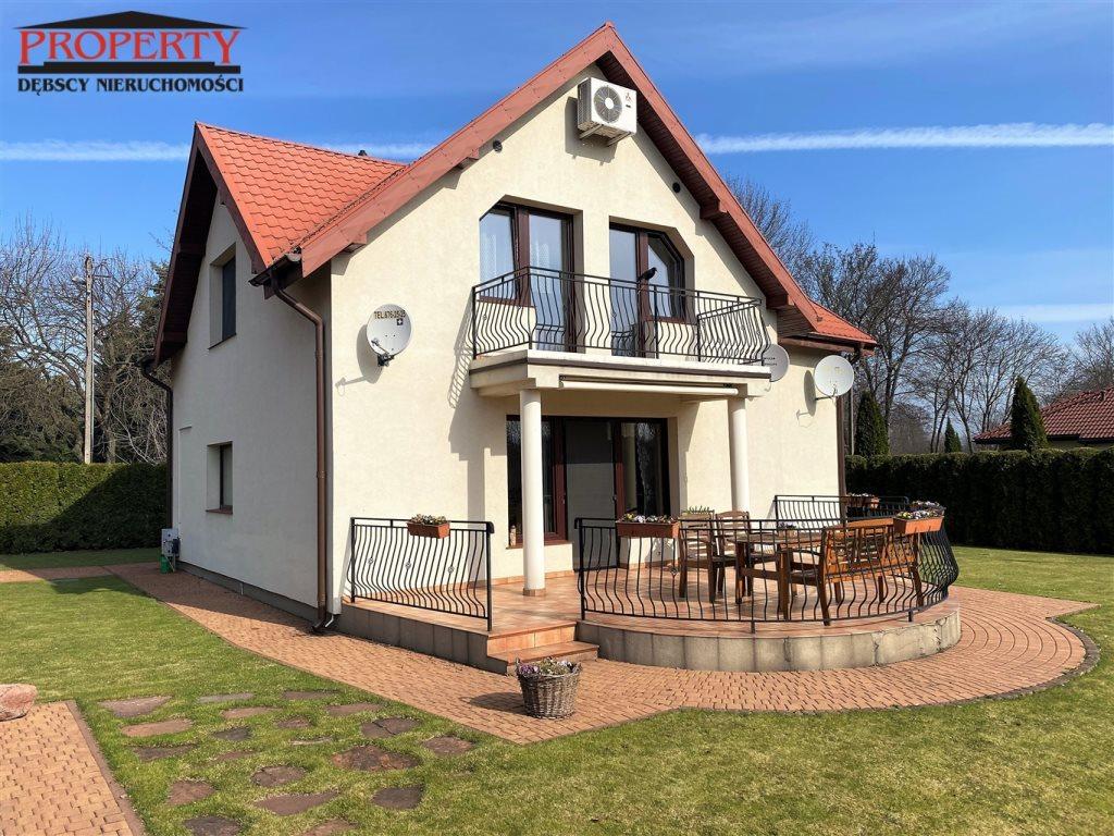 Dom na sprzedaż Lutomiersk, Armii Krajowej  130m2 Foto 1