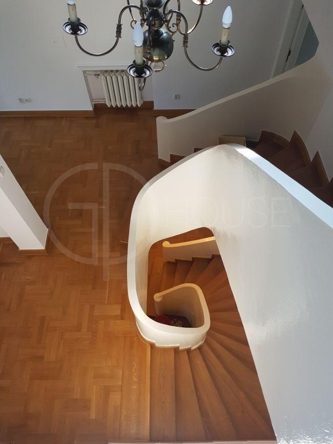 Dom na wynajem Warszawa, Praga-Południe, Saska Kępa, Saska Kępa  285m2 Foto 1