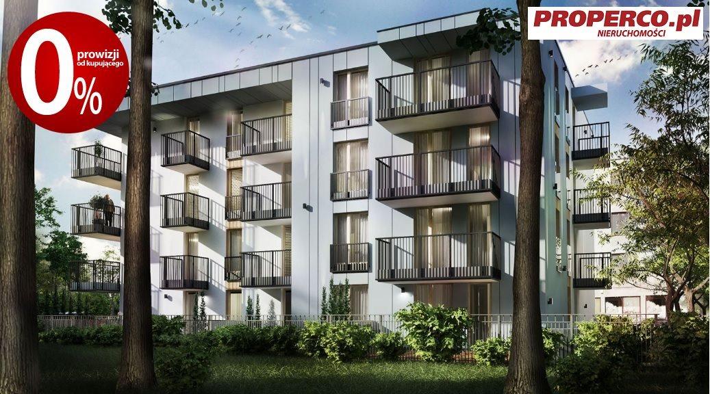 Mieszkanie trzypokojowe na sprzedaż Kielce, Szydłówek, Klonowa  66m2 Foto 3