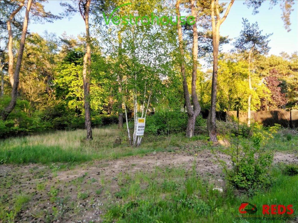 Działka budowlana na sprzedaż Józefów, Michalin  2600m2 Foto 3